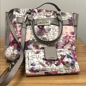 Dana Buchman tote and wallet